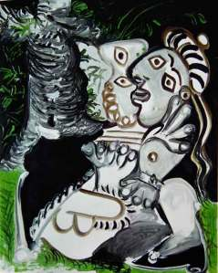 Picasso, couple