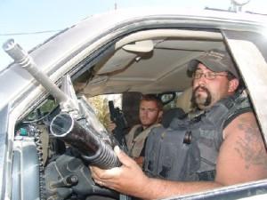 Irak mercenaire