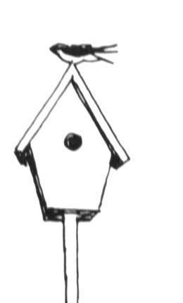 les cabanes d oiseaux la vidure. Black Bedroom Furniture Sets. Home Design Ideas