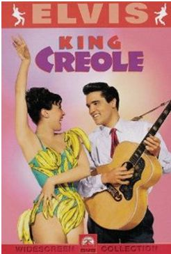 King Creole affiche