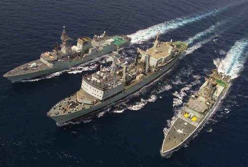 Navires de guerre