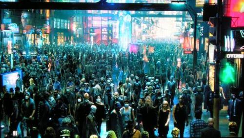 Villes futures