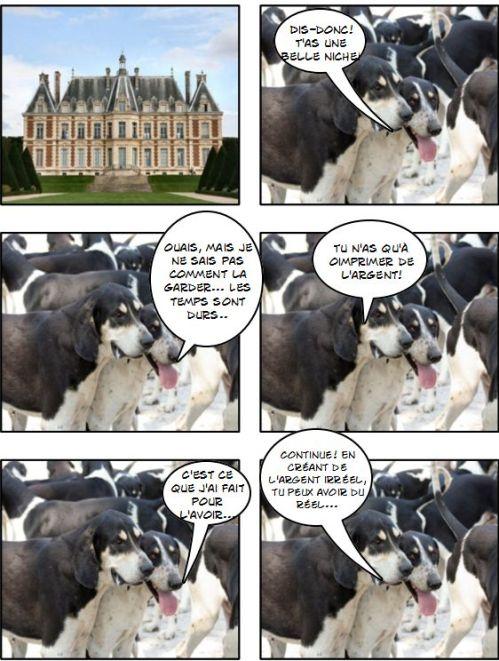 Dialogue de chiens