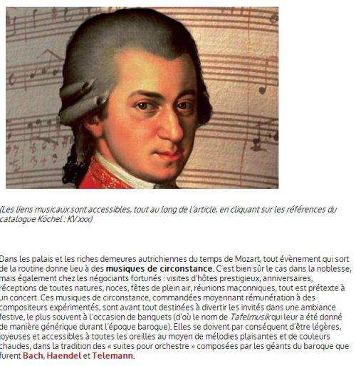 Mozart par Fergus