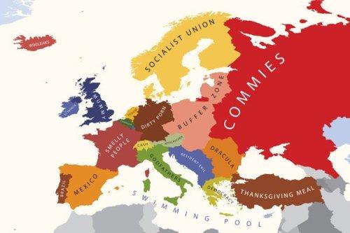 europe américaine