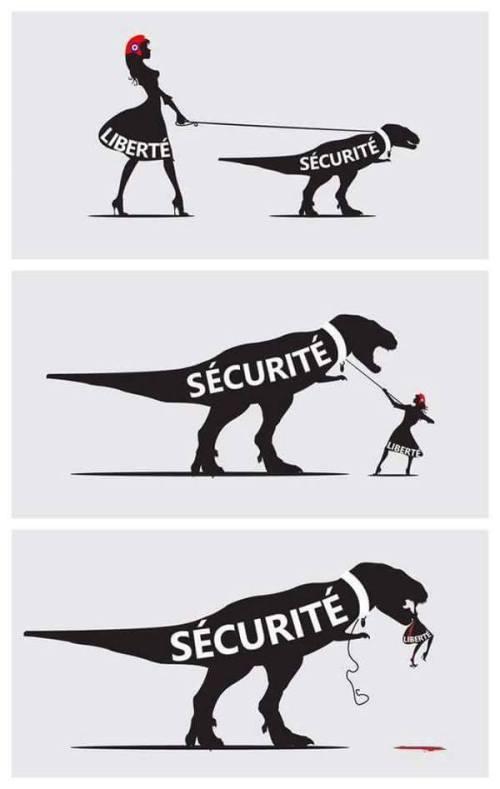 Liberté sécurité