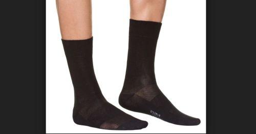 chaussette noire