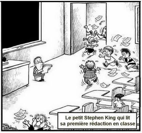 Stephen King enfant