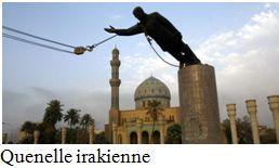 Quenelle irakienne
